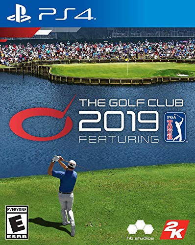 GOLF CLUB 2019 FEATURING PGA TOUR - GOLF CLUB 2019 FEATURING PGA TOUR (1 GAMES)