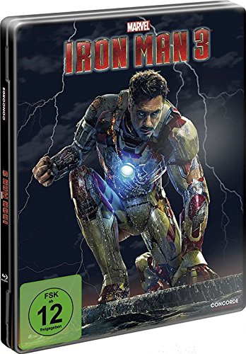 Iron Man 3 - Metallbox [Blu-ray]