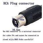 TangsFire-Caricabatteria-Bici-36V-Caricabatterie-42V-2A-per-connettore-RCA-per-Bici-elettriche-RCA-10MM