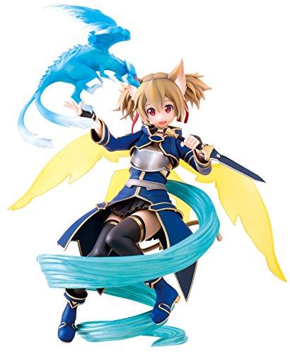 Silica Figur (Sword Art Online II Silica ALO Version 1/8 Scale PVC Figure)