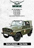 UAZ Owner's Manual User Guide