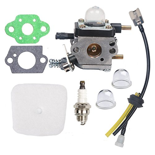 Beehive carburatore c1u-k54a filtro aria filtro carburante candela kit per 2-cycle Mantis 72227222E 7222m 722572307234724079207924Motozappa Coltivatore/