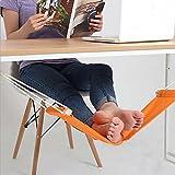 Simwood&Trade; Schreibtisch Feet Hammock Schreibtisch Fussbett Bett Office Home Fuß-Hängematte für Den Schreibtisch