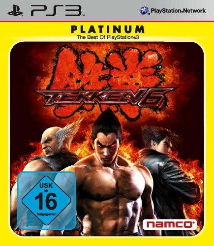 Tekken 6 [Platinum] (Ps3 Kampfspiele)