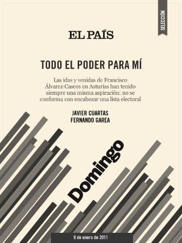 Todo el poder para mí (Spanish Edition) eBook: JAVIER CUARTAS ...
