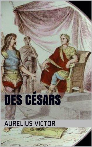 Des césars par Aurelius Victor