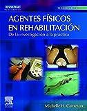 Agentes físicos en rehabilitación (incluye evolve)