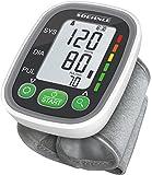Soehnle Handgelenk Blutdruckmessgerät Systo Monitor 100 mit vollautomatischer Messung, Blutdruckmesser mit Bewegungssensor, Blutdruck Messgerät