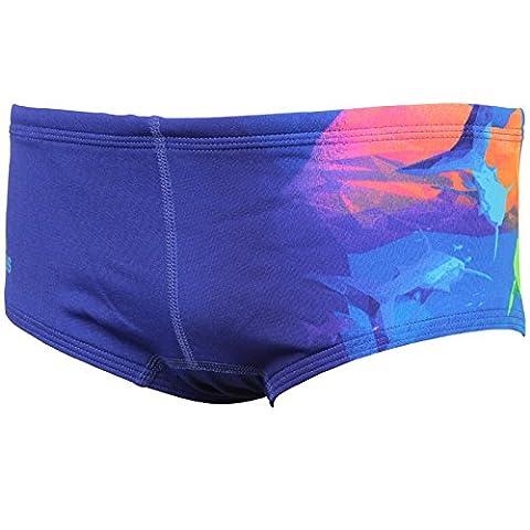 Adidas Junior Adiclub Swim Trunks - Collegiate Navy / Shock