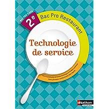 Technologie de Service 2e Bac Pro