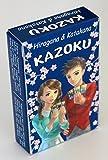 Kazoku - Jeu de cartes éducatif pour apprendre les caractères japonais