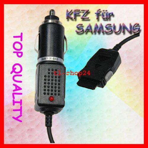 KFZLadekabel Samsung SGH E810 S341i X910 E720 Z110 P730