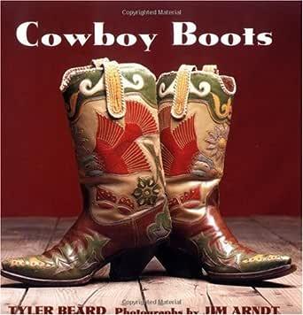 Cowboy Boots (English Edition)