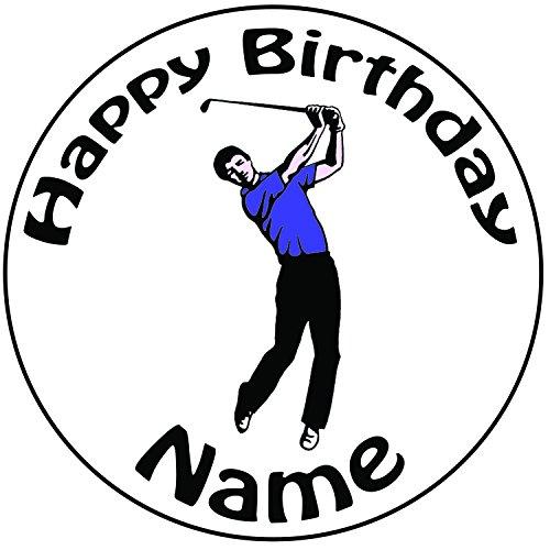personalisierbar-golf-player-cake-topper-einem-vorgeschnittenen-rund-203-cm-20-cm-zuckerguss-dekorat