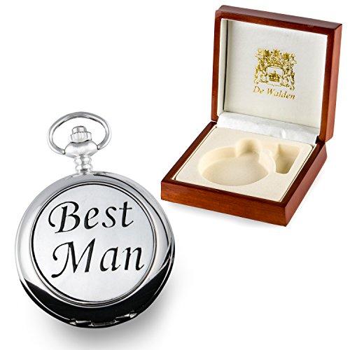 Best Man Gift, Engraved Mother of Pearl Pocket