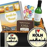 I ✿ Köln | Geschenkidee Weinkenner | Geburtstagsgeschenk Köln