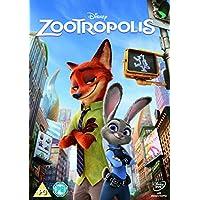 Zootropolis [DVD] [2016]