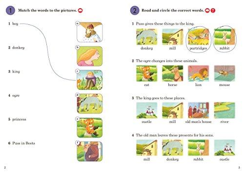 PUSS IN BOOTS ACTIVITY BOOK (LB) (Ladybird)