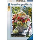 Ravensburger 14343 - Dahlienstrauß - 500 Teile Puzzle