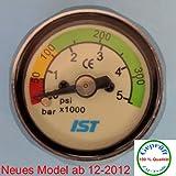 IST GP-16 Minimanometer NEU bis 350 bar