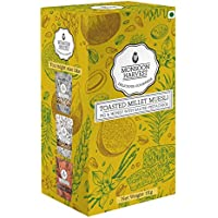Monsoon Harvest Toasted Millet Muesli, Fig & Honey with Salted Pistachios, 1 Kg
