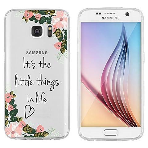 Samsung Galaxy S7 Hülle von licaso® aus TPU schützt Dein