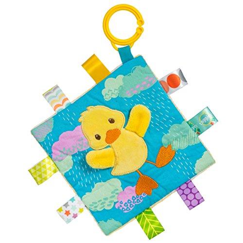 ggies Crinkle me Baby Spielzeug, diphetogo Ente ()