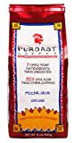 Puroast Low Acid Coffee Mocha Java Flavored Coffee Whole Bean, 2.5-Pound Bag