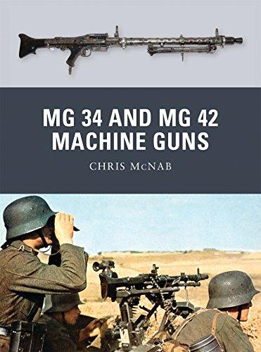 MG 34 and MG 42 Machine Guns (Weapon, Band 21) -