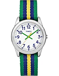 Timex Kinder-Armbanduhr Analog Quarz TW7C10100
