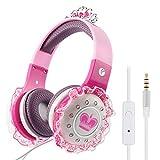 Best Newborn Toys Ever For Girls - VCOM Kids Headphones, Adjustable Over Ear Stereo Boys Review