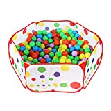 Best Piscina per bambini Giocattoli - Htianc Kids Ball Pit 100 cm/100,1 cm pop up Ball Review