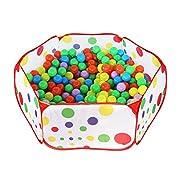 Ogni bambino si divertirà un sacco con questa bella piscinetta colorata per giocare.Si adatta perfettamente a ogni cameretta dei bambini.Caratteristiche:La piscinetta per giocare è molto facile da montare.Le dimensioni e la costruzione della ...