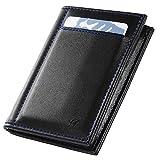 Cartera de Hombre Whimsroom. Regalo Original para Hombre. Tarjetero RFID con Billetero. Protege con su Funda Tus Tarjetas de crédito. Date tu capricho!