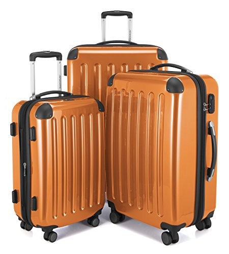 Hauptstadtkoffer Set de bagage, Orange (orange) - 82782048