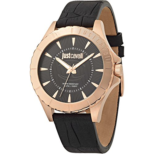 Only Men's Watch Time Just Cavalli Just Dandy trendy R7251529001 code