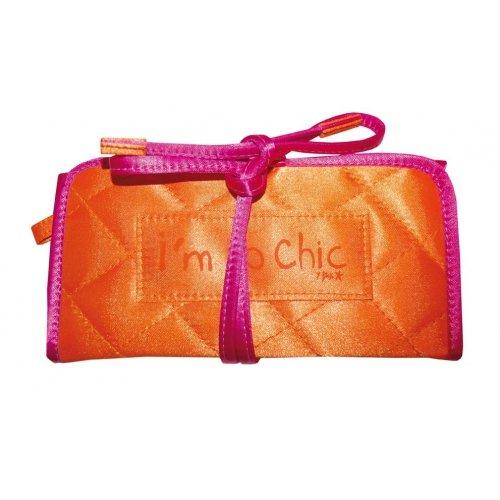 Incidenza Paris-Organizer per imballaggio, Tela, arancione, 20 cm