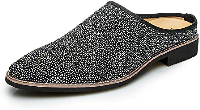 ZWL Zapatillas Hombre Mocasines Ligeros Zapatos Casuales -