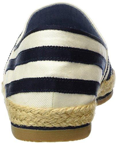Gant Gina 12578090, Espadrilles femme Bleu - Blue (Cream/Navy Blue G06)