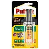 Pattex–1476719–Kleber Epoxidharz Universal transparent Spritze–Transparent