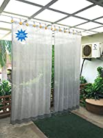 HIPPO Outdoor Curtains are ideal for protection against Sun, Wind, Rain and Hail. Designed and manufactured in a Full and Window Size, HIPPO Outdoor Curtains are ideal for Balconies, Verandas, Public Areas, Patios and any Outdoor or Indoor Area where...