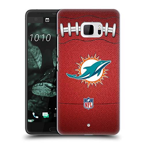 fizielle NFL Fußball 2018/19 Miami Dolphins Harte Rueckseiten Huelle kompatibel mit HTC U Ultra/Ocean Note ()