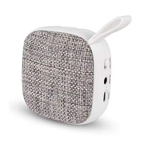 TSSM wasserdichte Bluetooth-Lautsprecher tragbare Mini-Leinwand Wireless mit USB effektive Anrufentfernung 10M12 Stunden Spielzeit Outdoor-Lautsprecher