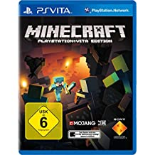 Minecraft - PlayStation Vita Edition [German Version] [Importación Inglesa]