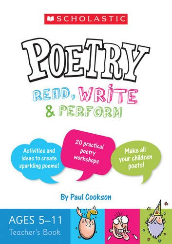 Poetry Teacher's Book (Ages 5-11) (Scholastic Poetry)