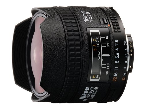 For Sale Nikon AF FISHEYE NIKKOR 16mm f/2.8D Reviews