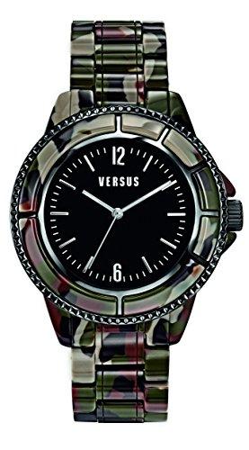 Versus SOF03 0014-Montre Mixte-Quartz Analogique-Bracelet 0 Multicolore