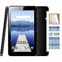 Odys Nova X7Plus 3G 17,78cm (7pouces) Tablette PC (Intel Atom X3–c3235rk, 8Go Disque dur, 1Go de RAM, mali-450, Android 6.0) Noir