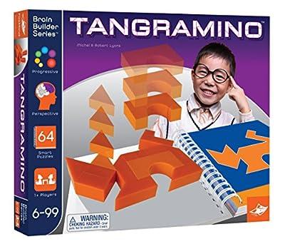 Asmodee - FOXTANGBOX - Jeu de Stratégie - Tangramino