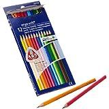 ERGOSOFT® 157 - Estuche con 12 lápices Ergosoft, colores surtidos